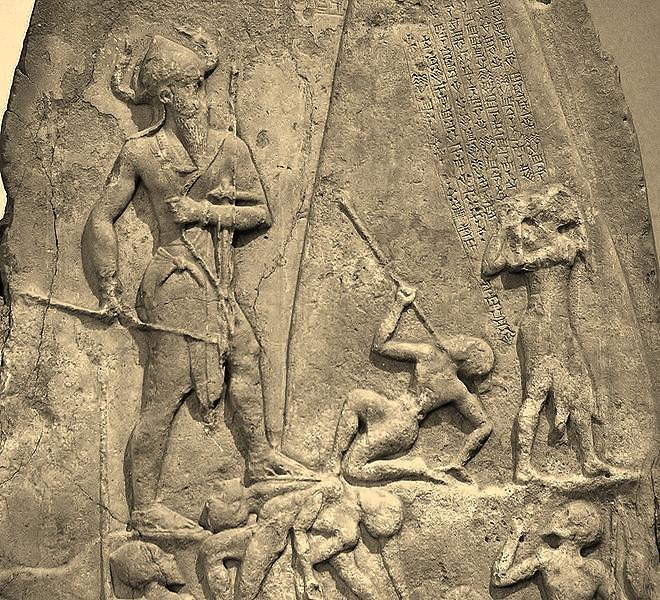 peleando con los nephilim