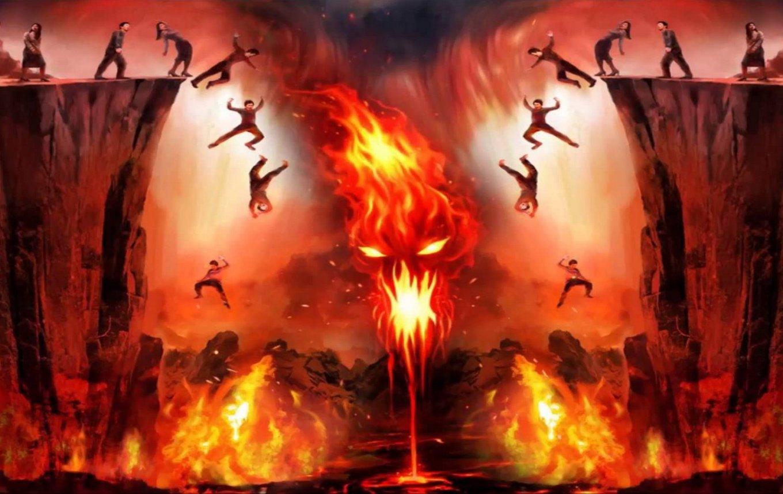 Jesus y el infierno