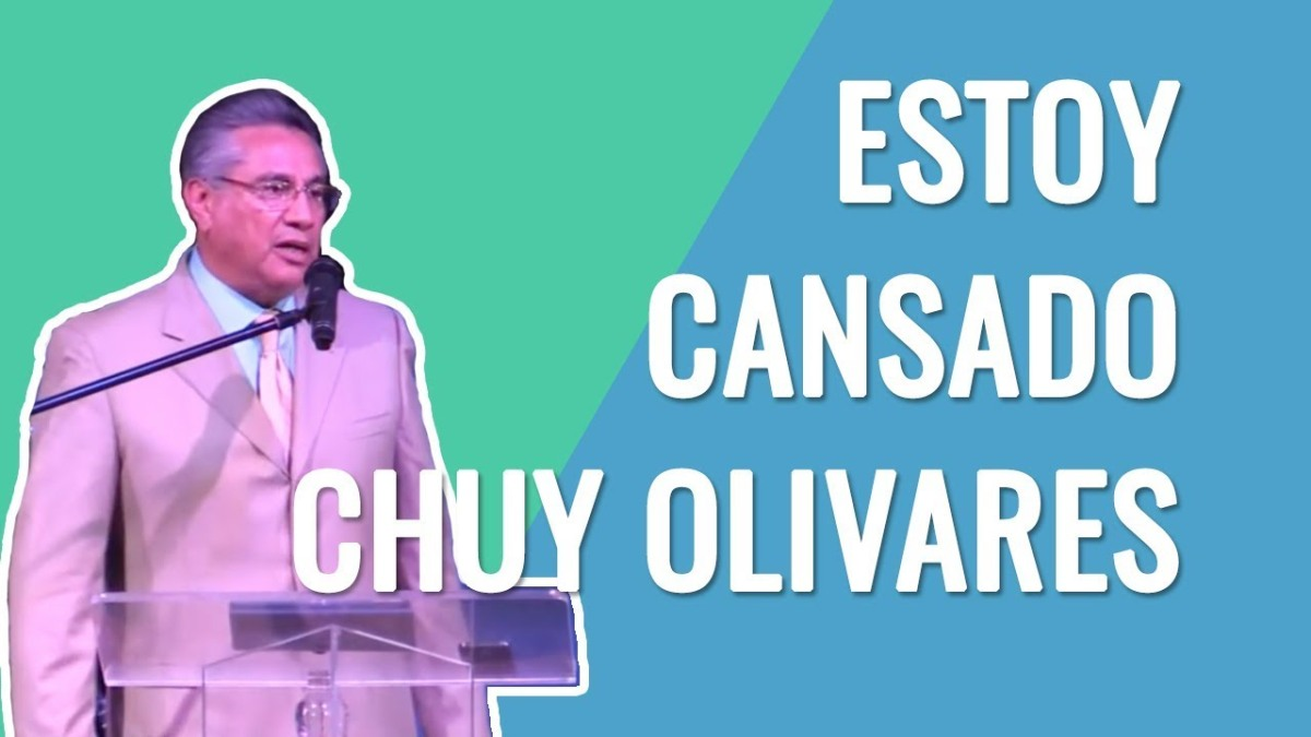 ¡ESTOY CANSADO!