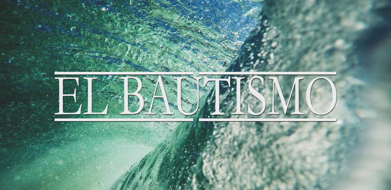 que es el bautismo