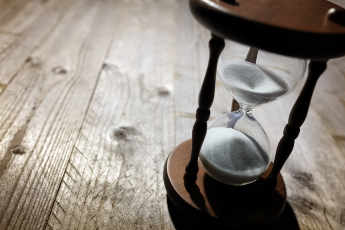 tu tiempo se acaba