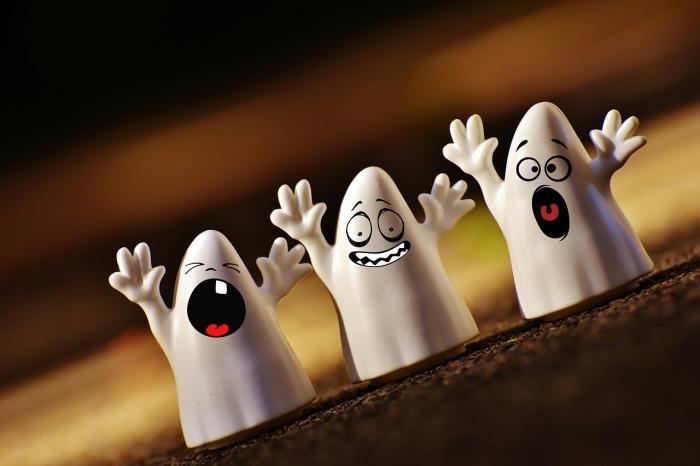 por que veo fantasmas o demonios