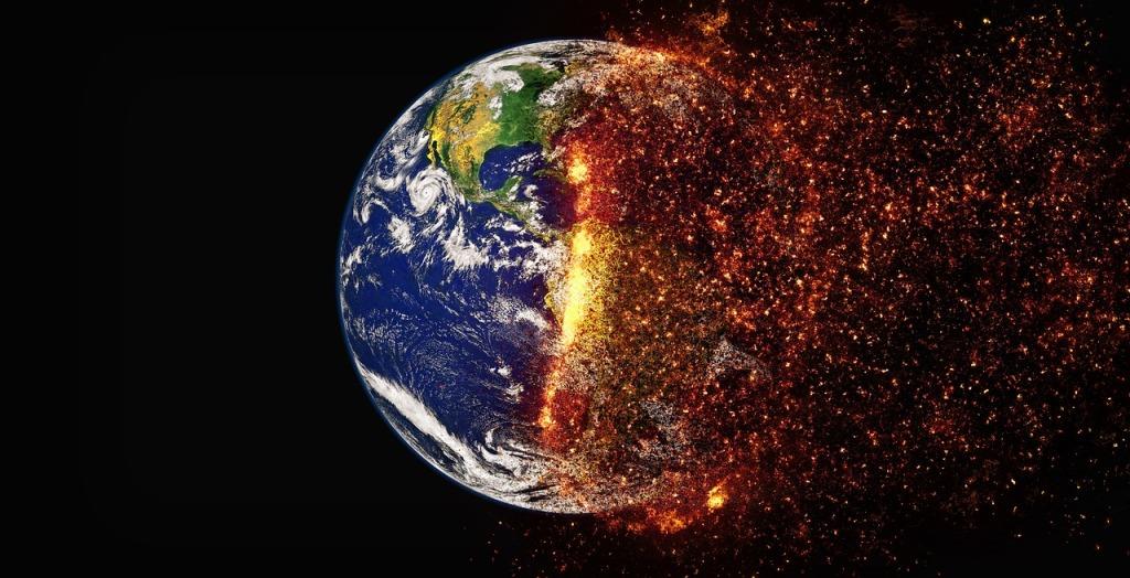 la biblia y el calentamiento global
