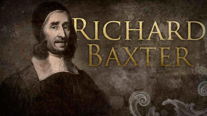 richard baxter frases