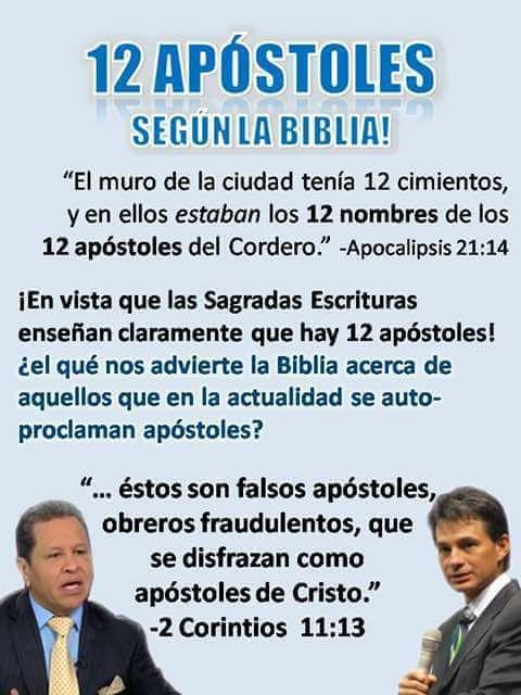 falsos apóstoles