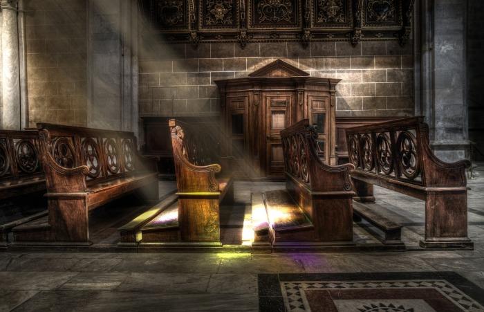el origen de la iglesia de Cristo