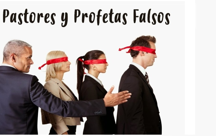falsos pastores