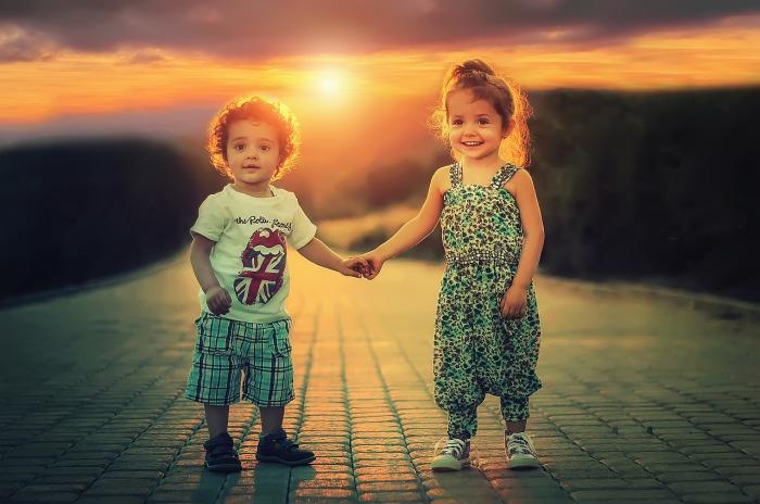 los hijos son una bendicion de Dios