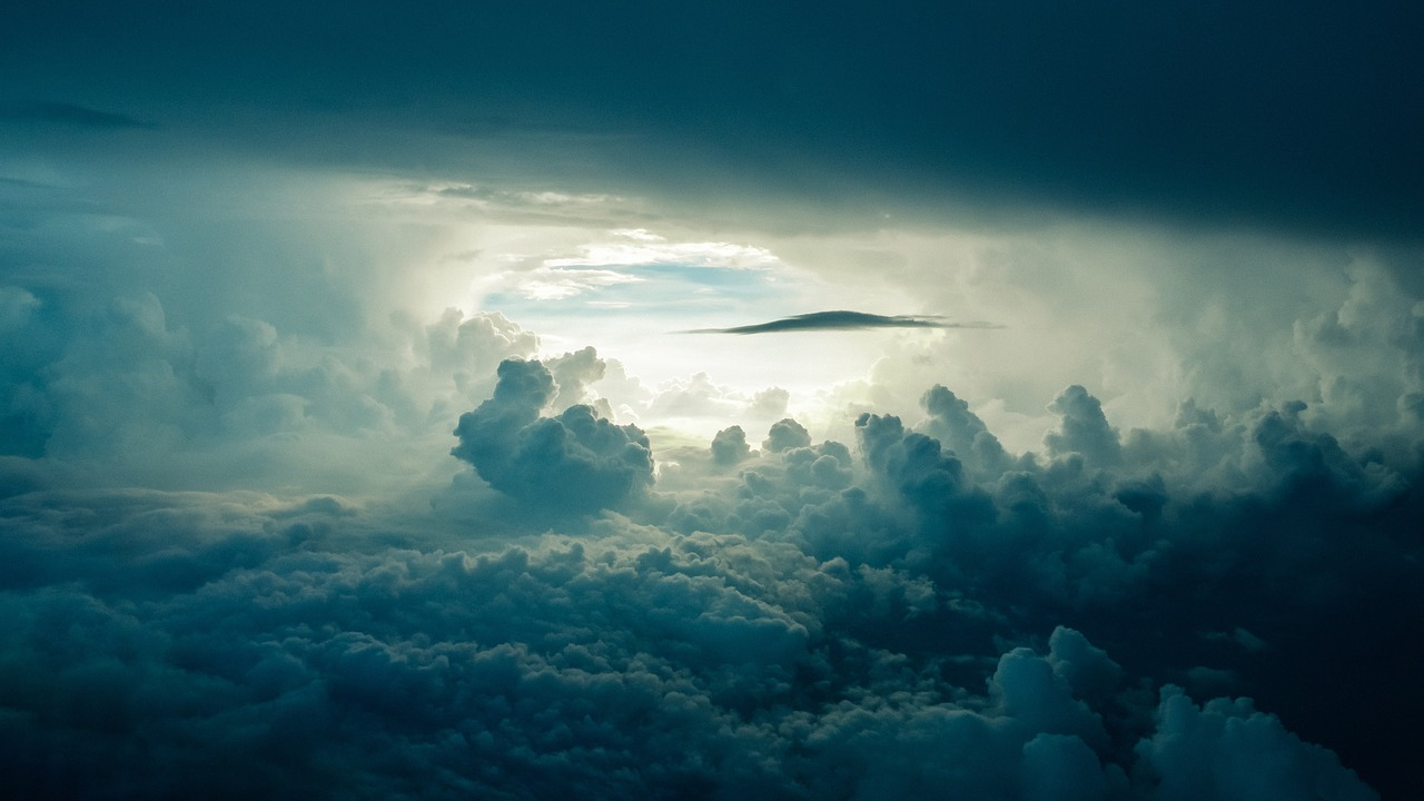 como es el cielo