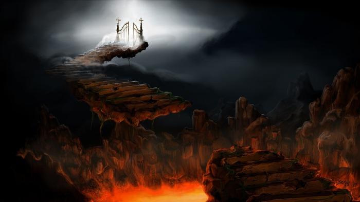 es bíblico el infierno