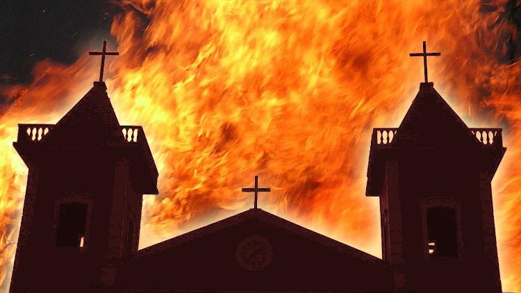 como destruir tu iglesia