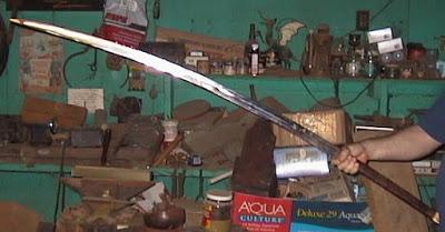 espada romphaia
