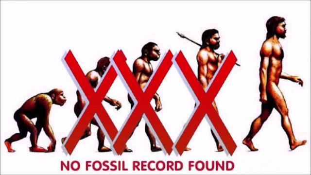 la mentira de la evolución