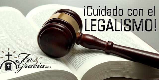 qué es el legalismo