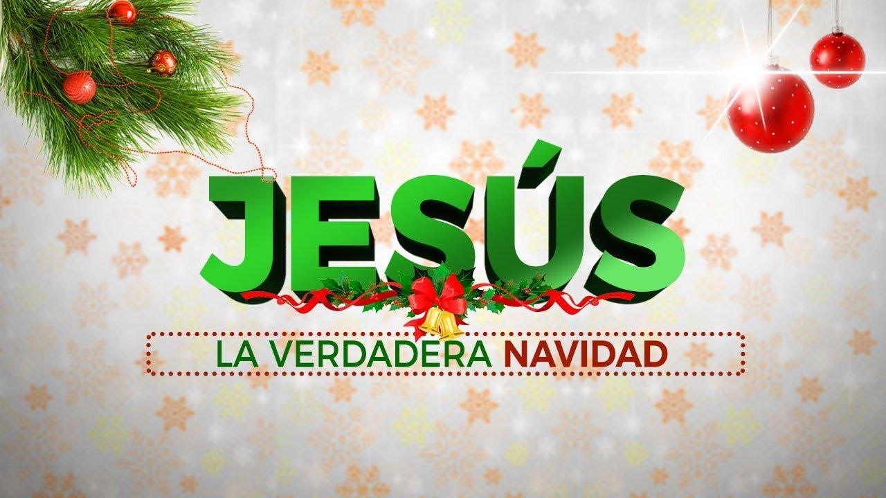 Jesus la verdadera navidad