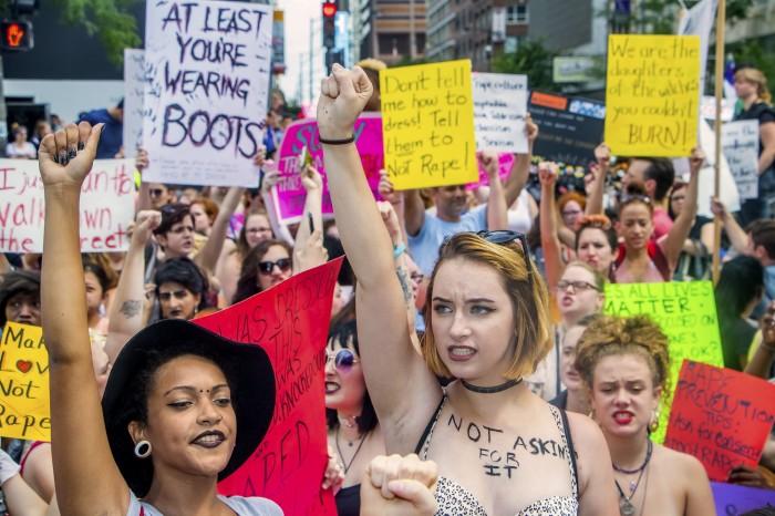 el peligro del feminismo