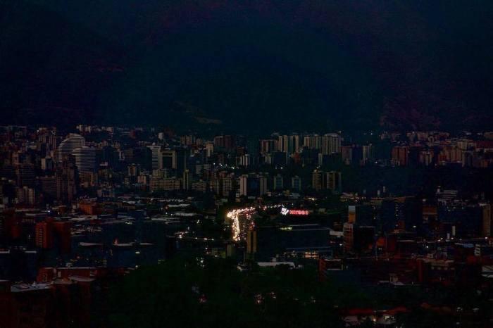 Venezuela y los apagones de luz