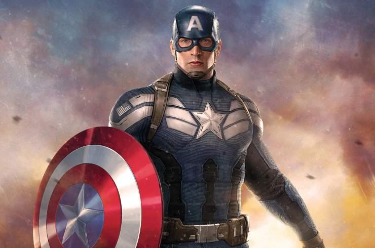 capitan america cristiano