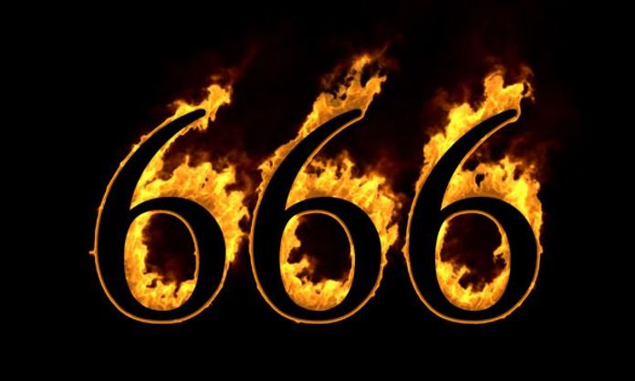 características del anticristo 666